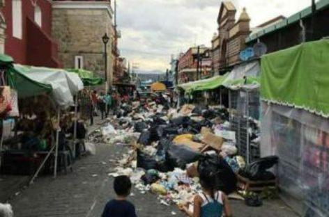 Manejo inadecuado de basura, un riesgo para la salud pública