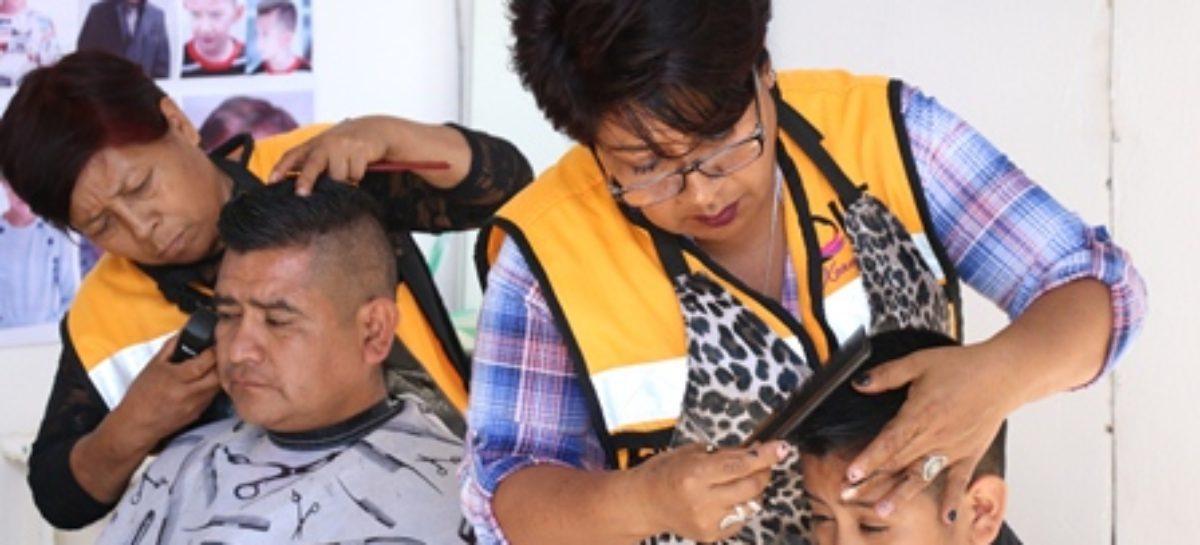 Benefician a vecinos de la colonia Odilón con servicios médicos gratuitos y de asistencia social