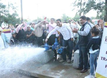 Garantizan servicios básicos a la población de Xoxocotlán, Oaxaca