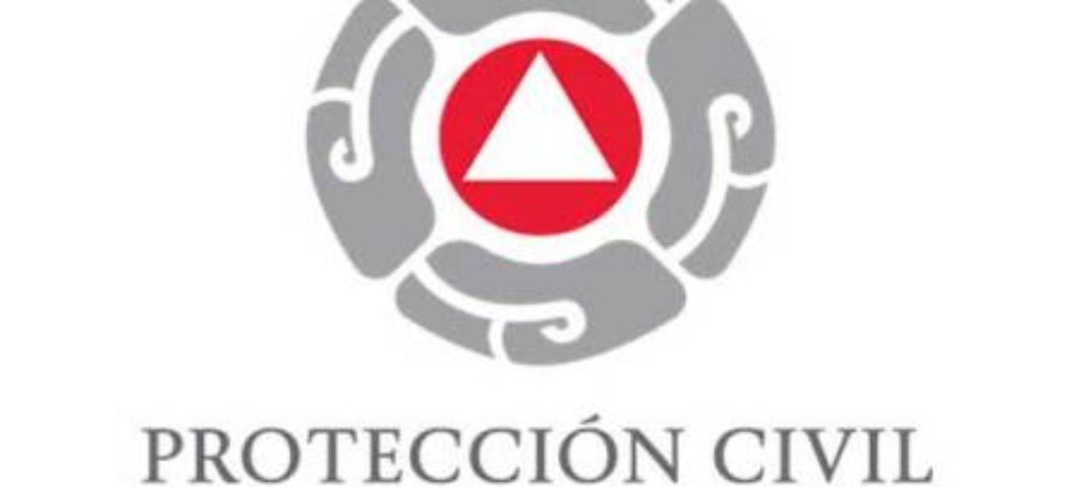 Deja tres personas lesionadas explosión de polvorín en Santiago Apóstol, Oaxaca