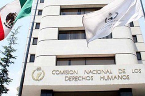 Documenta CNDH violaciones a derechos humanos de 559 infantes y adolescentes en Oaxaca