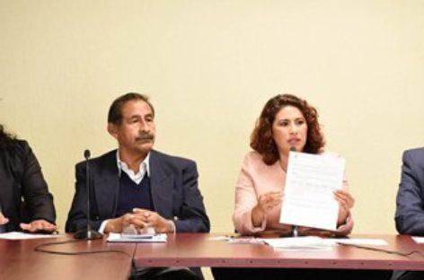 Recibe Legislativo resultados de las cuentas públicas municipales