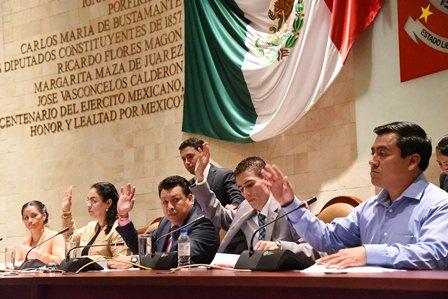 Renovará Legislativo de Oaxaca