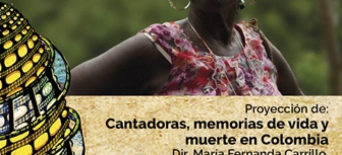 """Proyectarán documental """"Cantadoras"""" e Inés Granja ofrecerá concierto"""