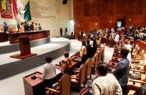 La elección en Sesión Extraordinaria, con 32 votos a favor de la fórmula antes mencionada y 10 votos nulos.