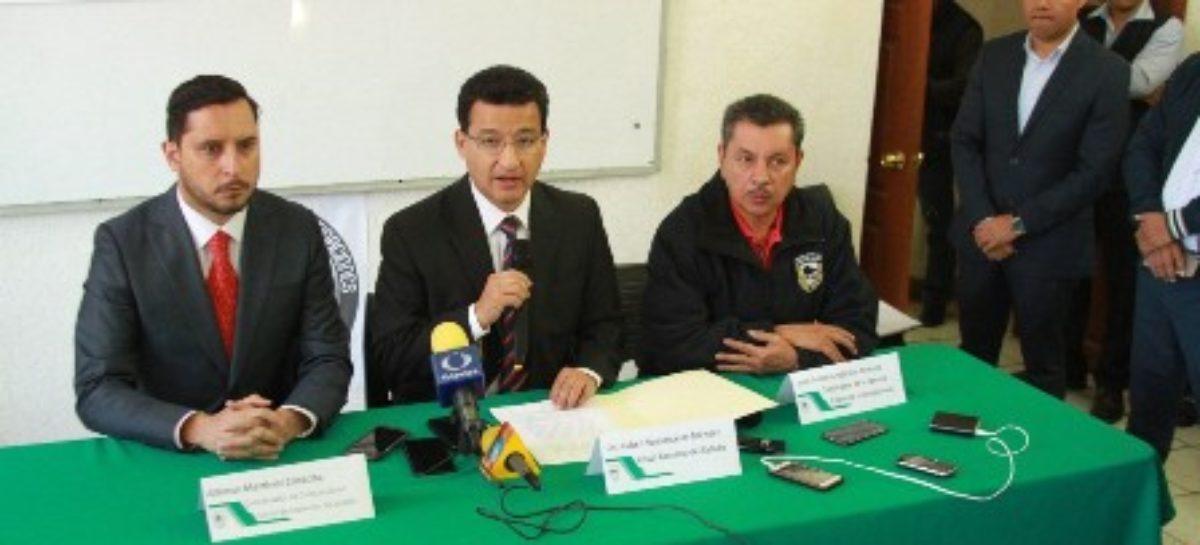 Ninguna persona, grupo u organización está por encima de la ley: Vasconcelos Méndez