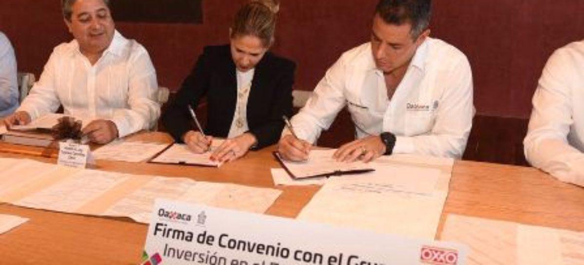 Destinará Grupo OXXO inversión de 700 MDP en Oaxaca: Murat Hinojosa