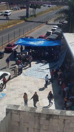 Realizan movilizaciones en Oaxaca