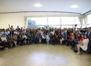 Respaldan profesores de la UABJO a Reynel Vásquez como candidato a dirigir sindicato SUMA