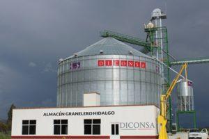 Almacén granelero de Hidalgo