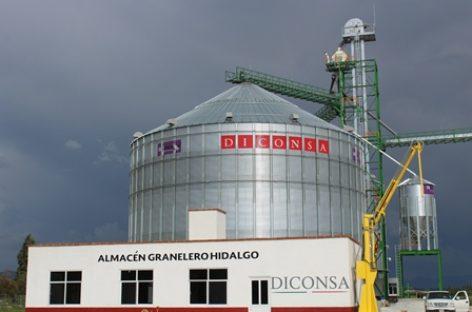 Descarga granelero de Hidalgo 80 toneladas de maíz por hora; Abastece a cuatro estados