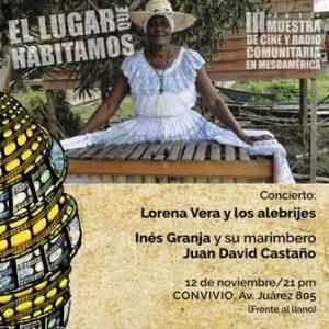 """El concierto será a beneficio de la Preparatoria Comunitaria """"José Martí"""", dañada por sismo."""