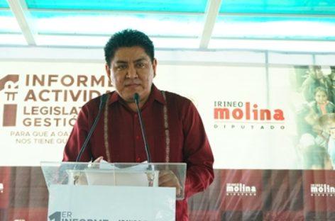 Seguiré impulsando leyes acordes con las demandas ciudadanas y fortaleceré la gestión social
