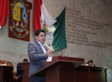 Estoy orgulloso de representar a la Fracción Parlamentaria más productiva: Irineo Molina