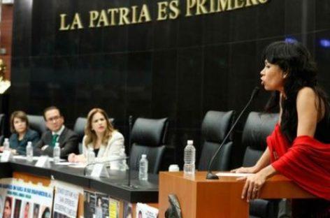 Cuenta Ley de Desaparición Forzada con nuevos mecanismos para defender a víctimas y combatir impunidad