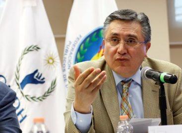 Condena CNDH artero asesinato de ombudsman Silvestre de la Toba Camacho