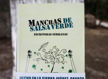 """Participación serrana en la #37FILO; Presentarán libro """"Manchas de salsa verde"""""""
