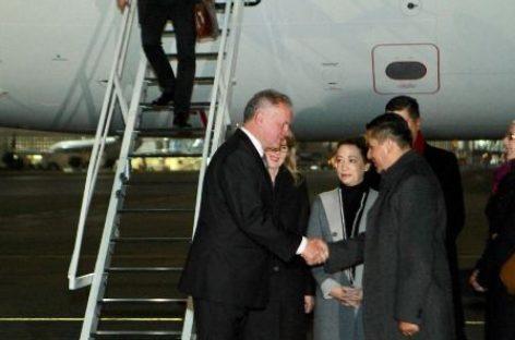 Inicia Andrej Kiska, presidente de la República Eslovaca, una visita de Estado a México