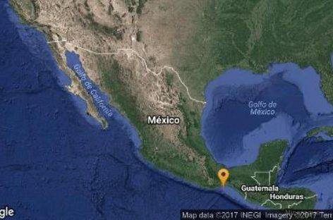 Sin daños por sismos de este jueves en Oaxaca: CEPCO