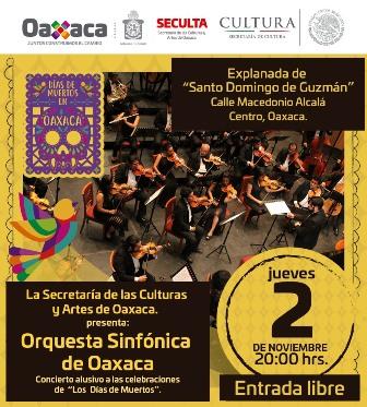 Orquesta Sinfónica de Oaxaca