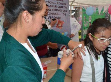 Aplicará IMSS 111 mil  290 dosis de vacunas  antiinfluenza durante la campaña 2017-2018 en Oaxaca