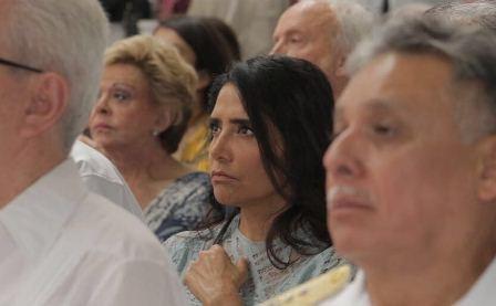 Presidenta del CEN del PRD