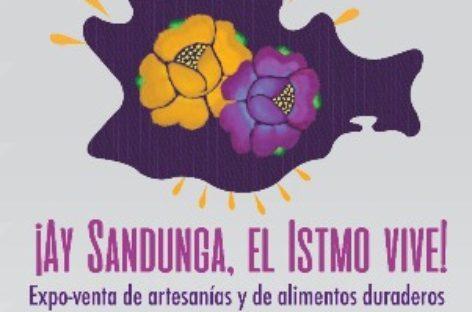 Realizarán Expo-Venta ¡Ay Sandunga. El Istmo Vive! en la Ciudad de México