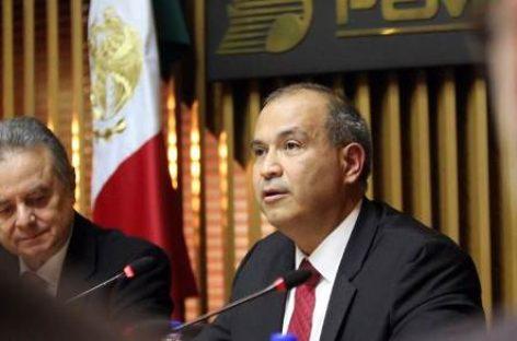 Toma posesión Carlos Treviño como director general de PEMEX