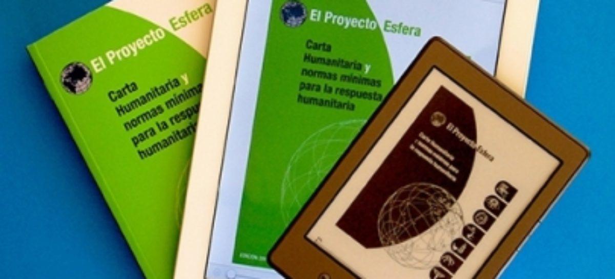 Insta IBD a Senado proponer adopción del Manual Esfera para vigilar ayuda humanitaria