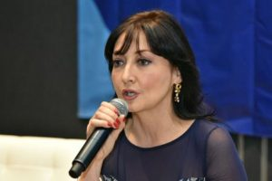 Laura Alejandra Londoño Jaramillo, investigadora del Sistema Penal Acusatorio en el Instituto Nacional de Ciencias Penales.
