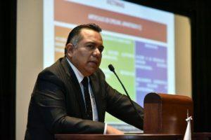 Guillermo Terán Pulido, Subprocurador de Averiguaciones Previas de la Procuraduría General de Justicia de la CDMX.