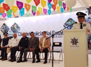 Distingue Secretaría de Seguridad Pública labor de la Policía Vial de Oaxaca