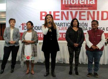 Necesario empoderar a la mujer en política: Ortiz Cabrera