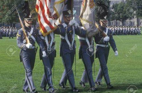 Recibe Heroico Colegio Militar visita de la Academia Militar West Point de EUA