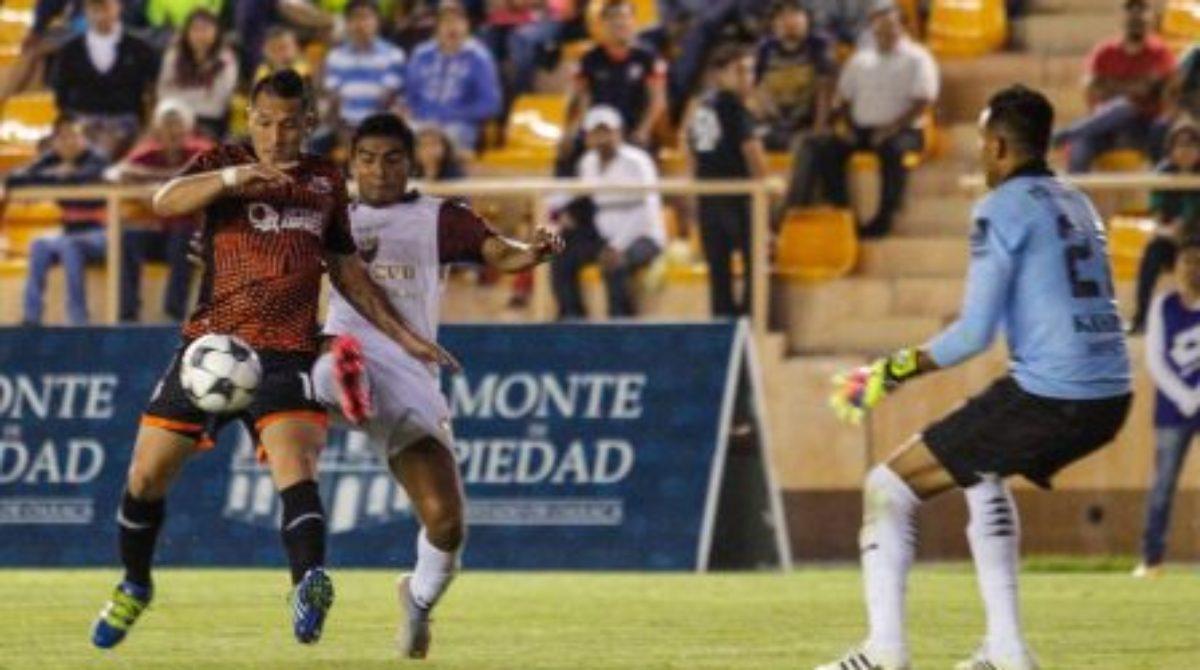 Alebrijes Oaxaca mete gol a Aeroméxico