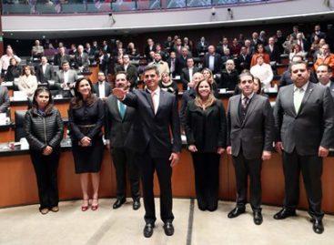Nombra Senado a Héctor Díaz Santana, titular de la FEPADE