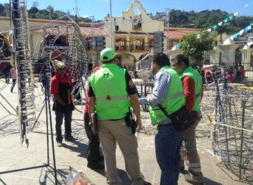 """Mantienen operativo """"Juquila Seguro 2017"""", en Oaxaca"""