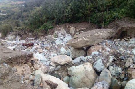 Realiza Protección Civil programa de revisión geológica en Oaxaca