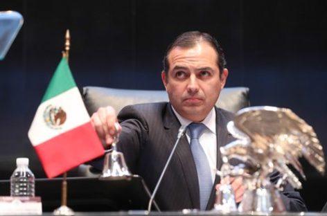 Periodo intenso de diálogo y construcción de acuerdos: Cordero Arroyo