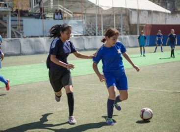 Realiza Zona Escolar 14 Encuentro Deportivo Navideño