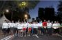 Participaron más de cuatro mil personas en la 5ª Carrera Navideña IMSS 2017