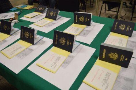 Atiende Gobierno de Oaxaca a población migrante binacional