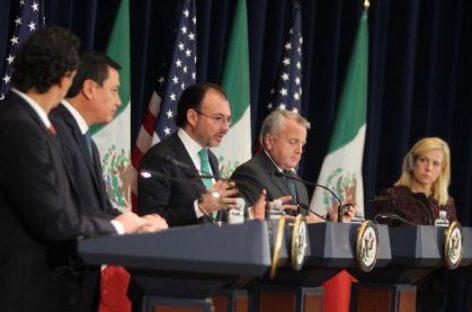 Enfrentan México y EU reto significativo, combatir organizaciones criminales transnacionales