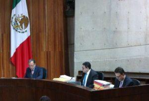 El Pleno consideró infundado el agravio sobre un mayor número de debates.