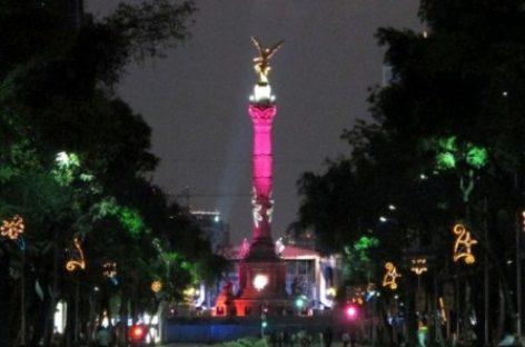 Atentos juzgados cívicos por concierto de año nuevo en El Ángel