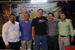 """El grano producido por Enrique López Aguilar en su finca """"Chelín"""" es un parteaguas en México."""