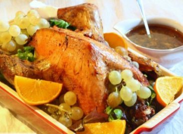 Pavo, excelente alimento para cardiacos, hipertensos y diabéticos: IMSS