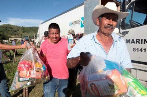 Reacción inmediata, fortaleza de DICONSA en Tuxtla Gutiérrez, Chiapas