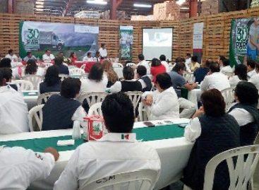Abastece Diconsa dos mil 800 tiendas en Veracruz con Programa de Abasto Rural