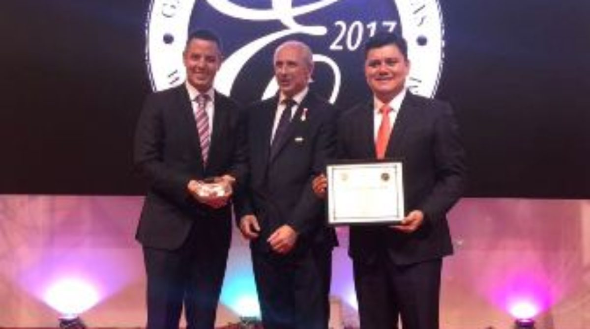 """En FITUR 2018, recibe Oaxaca """"Premio Excelencias"""""""